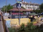calis water taxi to fethiye - cool and fun!