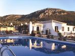 El Rancho 80 sqm pool with mountain views