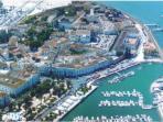 Faro city center