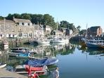 Padstow, home of Rick Stein and charming fishing harbour village