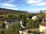 Vue Ouest de la Terrasse