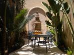 Villa Gran Vista's peaceful Grotto hide-away
