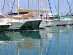Saint Laurent du var marina