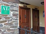 Hall entrada apartamentos