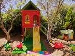 Wooden Children's Play Ground