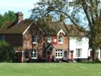 The Swan on the Green with it's own micro-brewery!