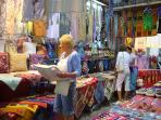 Fethiye market provides an unforgettable shopping experience