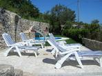 Solarium relax at villa sorrento esposito in sant'agata sui due golfi massa lubrense sorrento