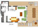 Floorplan Entry level