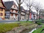 Maisons Alsaciennes.