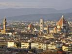 Panoramic Florence View