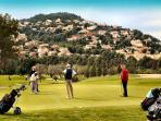 La Sella golf course, only 15min by car