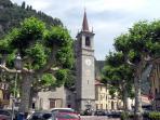 The Piazza Varenna