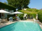 Stunning French Riviera holiday villa with private pool and garden in Valbonne