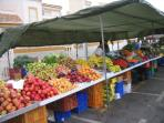 Gran Alacant local market every Thursday
