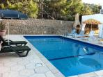 Pool, Pines and BBQ at Villa