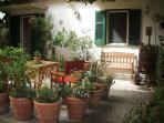 La Vecchia Legnaia from outside