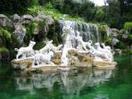 The World Heritage Site 'Reggia di Caserta', a Royal Palace better than Versailles!. Km 65