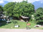 campo giocchi per bambini al residence*** KLEMENTHOF