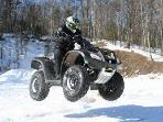 Quad Biking from Activities Centre at Pamporovo Village