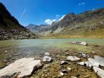 Lac de Cestrède à Gèdre