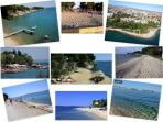 Beaches in Zadar