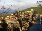 Vernet-les-Bains - old town