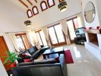 Interior designed throughout