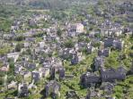 Nearby Ghost Town of Kayakoy