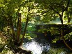 Local walk along the River Avon valley