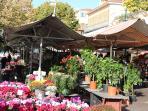 Flower Market Cours Salaya