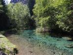 Lac Bleu in Bourg d'Oisans (11km)