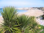Beach at Kaplica
