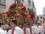 Easter in Nerja