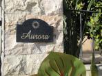 Welcome to villa Aurora