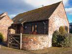 Farmyard Cottage near Ironbridge (The Byre)