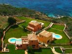 Villa Brio Exclusive is located just on the coastline of Skala