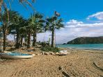 La Isla Beach, Puerto de Mazarron