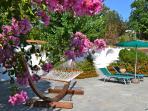 Relax, pool terrace