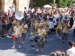 Festivals throughout the summer - Portiragnes