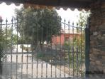 cancello entrata