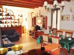 Living room - Villa Central Varenna