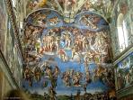 Vaticano - Cappella Sistina