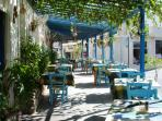 Watch the world go by from the local cafes in Paralimni