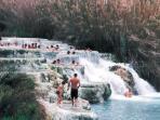 hot spring Saturnia