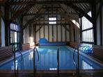Barn Works Swimming pool