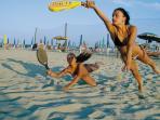 spiaggia sport