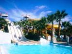 Lots of fun for the whole family at Waterworld in Ayia Napa