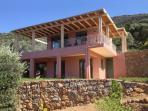 'Anidri Villa' from the road