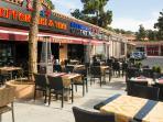 Elviria restaurants and shops